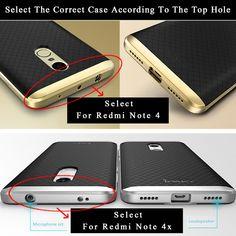 Discount Xiaomi Redmi Note 4 Case Original ipaky brand Xiaomi Redmi Note 4 Pro Prime silicone Back. Click visit to read descriptions