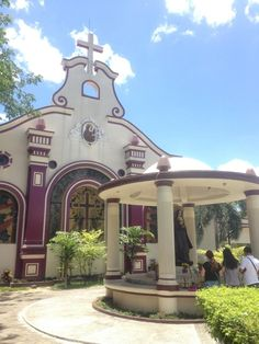 Visita Iglesia: 30 Churches In and Around the Metro Santa Clara, Plan Your Trip, Philippines, Gazebo, Outdoor Structures, Mansions, House Styles, Deck Gazebo, Luxury Houses