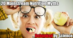 27 diet myths debunked yahoo