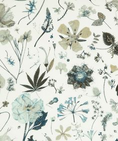 Floral Eve A Tana Lawn, Liberty Art Fabrics. Shop more from the Liberty Art Fabrics collection online at Liberty.co.uk