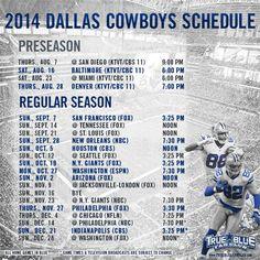 gallery for dallas cowboys 2014 schedule wallpaper