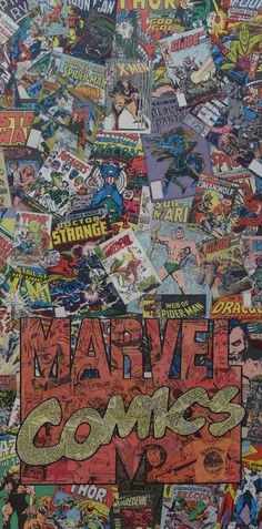gallery wrap canvas, collaged image of Cap's shield - Visit to grab an amazing super hero shirt now on sale! # Ink Aesthetic Marvel Comics Logo by MikeAlcantara on DeviantArt Marvel Dc Comics, Thanos Marvel, Marvel Comics Wallpaper, Odin Marvel, Comics Spiderman, Venom Comics, Avengers Wallpaper, Archie Comics, Marvel Heroes