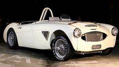 1958 Austin-Healey 100-6 BN6 Racecar