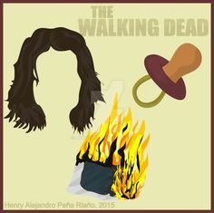 The Walking Dead : Maggie by HENRyAPE.deviantart.com on @DeviantArt