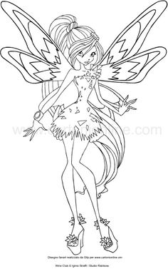 Fairy Coloring Pages, Coloring Books, Colouring, American Teen, Story Arc, Colored Paper, Winx Club, Animal Drawings, Bloom
