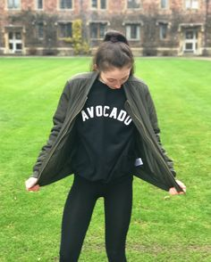 So I will be giving away one of these avocado jumpers on my channel just to say thank you to you all for being there every week watching my videos! Also to celebrate being super super close to 20K (say whaaaaat?)! So I asked you guys to comment down below your favourite quote  oh my goodness I am already feeling so inspired empowered  positive after reading loads of them  It will be a very difficult decision picking a winner because I love so many! But keep the quotes coming though! I feel…