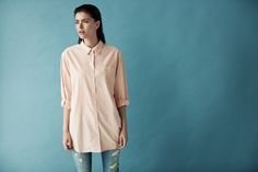 Trends, Selected Femme, The Selection, Duster Coat, Coral, Spring Summer, Jackets, Shirts, Store