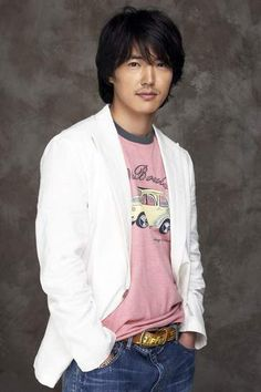 Yoon Sang-hyun. Secret Garden star. I thought he stole the show. He was super in the role of Oska, a popular but fading singer. He is in other dramas and is a talented singer. Aren't they all? I have a couple of his songs. Korean actor.