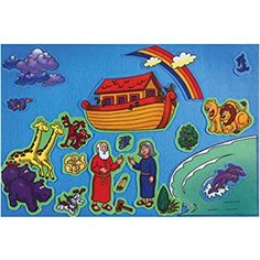 Beginner's Bible - Noah's Ark Felt Set