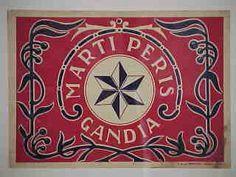 Marti Peris.  Gandia.