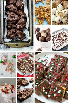 Christmas candy recipes including rock candy and saltine toffee. Christmas Fudge, Christmas Candy, Christmas Desserts, Christmas Treats, Christmas Foods, Xmas Food, Christmas Cooking, Best Christmas Recipes, Holiday Recipes