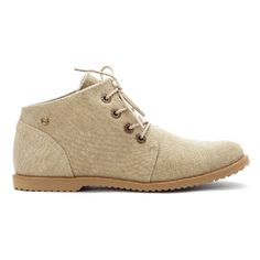 BEARPAW Women's Claire Boot, Linen, 6 M US