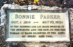 Bonnie Elizabeth Parker (1910 - 1934) - Find A Grave Photos