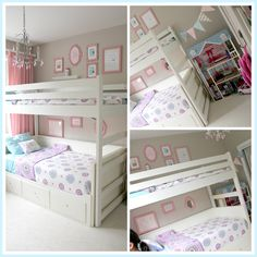 Camp Loft bed - modified | Do It Yourself Home Projects from Ana White