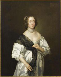 Portrait of Lady Dorothy Drake by Antoon van Dyck