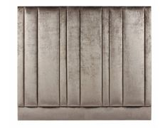 The Savoy is an upholstered headboard with horizontal lines that works perfectly for a luxurious bedroom. It is available in all sizes, and can be further customised to match unique specifications such as handcrafted into bespoke panelling for an entire wall. The Savoy can be tailored in either fabric or leather.