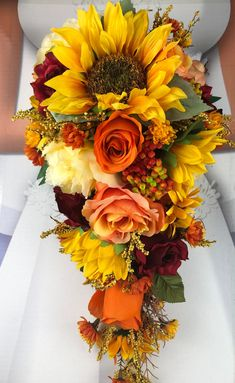 Red Fall in Love Sunflower Bridal Bouquet Set Fall Sunflower Bridal Flowers Red . Red Fall in Love Sunflower Bridal Bouquet Set Fall Sunflower Bridal Flowers Red Rose Sunflower Wedd Rose Bridal Bouquet, Bride Bouquets, Bridal Flowers, Red Bridal Bouquets, Sunflowers And Roses, Red Roses, Yellow Roses, Rose Wedding, Dream Wedding