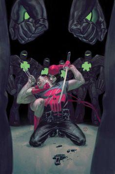 Elektra & Punisher