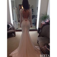 BERTA trunk show at @Chic Parisien - that's official, Berta brides are the prettiest of them all #Padgram