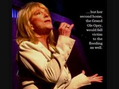 "Jeannie Seely Sings ""When I'm Back On My Feet Again"" (As Her Flood Story..."