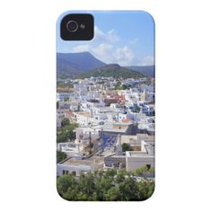 Kythira town – Kythira iPhone 4 Cover