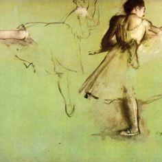 My favourite Degas painting