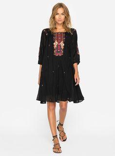 4c84de3f208 Cynthia Rowley High Tide Tiered Ruffle Knee Length Dress