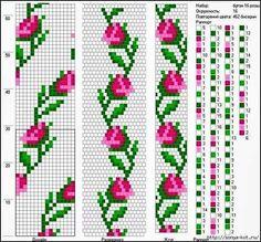 Resultado de imagen de beads crochet patterns