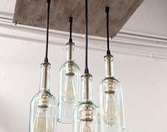 Modern Light Fixture: Modern Lighting by IndustrialLightworks