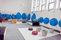 Lodz Design Festival - space for children to play
