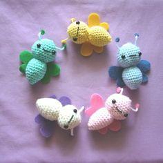 crochet butterfly - Bing Images.