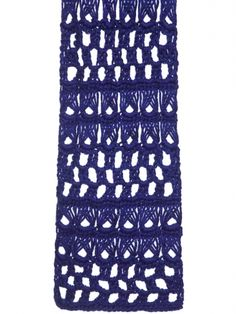Broomstick Lace Scarf, Stole or Throw | Yarn | Knitting Patterns | Crochet Patterns | Yarnspirations