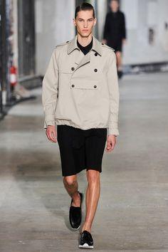 Kris Van Assche Spring 2014 Menswear Collection Photos - Vogue