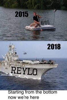 So true #reylo #starwars IVE BEEN ON THIS SHIP SINCE DAY ONE FAM OPENING NIGHT 2015 AND IM GOING DOWN WITH IT.