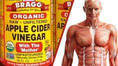 Toma una cucharada de vinagre de manzana durante 60 días puedes eliminar estos problemas comunes