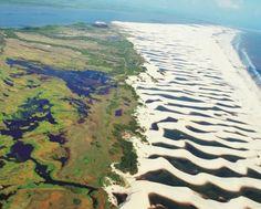Parque Nacional dos Lençois Maranhenses (MA)