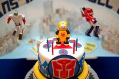 Pure Joy Events: Transformers Birthday Party