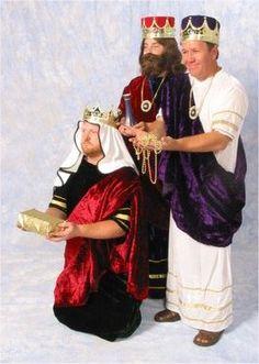 The Three Wisemen: Christian Costumes Christmas Drama, Christmas Skits, Ward Christmas Party, Christmas Pageant, Christmas Program, Preschool Christmas, Christmas Costumes, Kids Christmas, Xmas