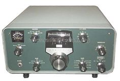 Heathkit Sb 301 Receiver  From Radio Museum dot Org