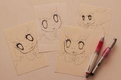 Madoka's Art Blog: HELLO 2015