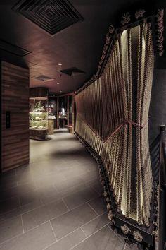 Saboten Restaurant by 4N Architects, photo: James Guan