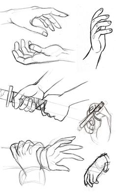 Everything you need to make sense of the hands and draw them without a headache. | Difficulty: Beginner; Length: Medium; Tags: Drawing, Theory, Human Anatomy, Drawing Theory