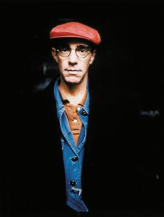 """I want the world to be filled with white fluffy duckies."" -Derek Jarman was an artist, writer, and filmmaker."