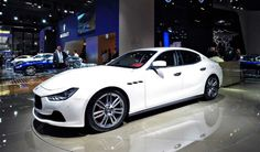 2016 Maserati Ghibli S Q4  I always wanted a Maserati Quattroporte but this has now replaced that dream.