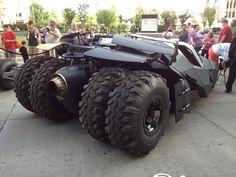 Dark-knight-rises-tumbler-batmobile :: Hans Zimmer - Batman Begins - (long) Ending Theme: http://youtu.be/S0wk88rjYS8