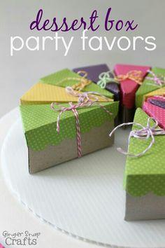 Cake box sweety
