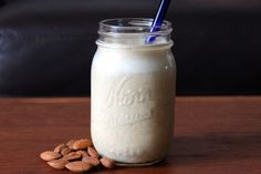 Almond Cinnamon Holiday Nog Recipe