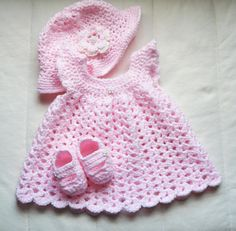 etsy baby girl coming home outfit   THIS WOULD MAKE A PERFECT COMING HOME OUTFIT! Baby Girl Dress Newborn ...