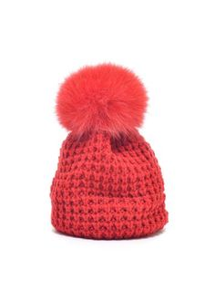 Tuque Kyi Kyi rouge red femme women taylor