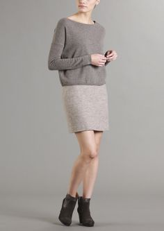 Miniwalkrock LANIUS Onlineshop H/W 14 Sustainable Fashion by Claudia Lanius
